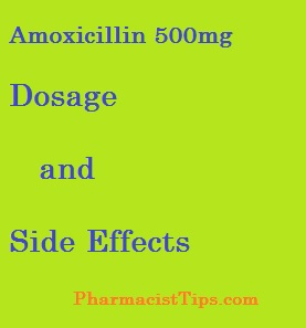 amoxicillin-500mg-dosage-and-side-effects