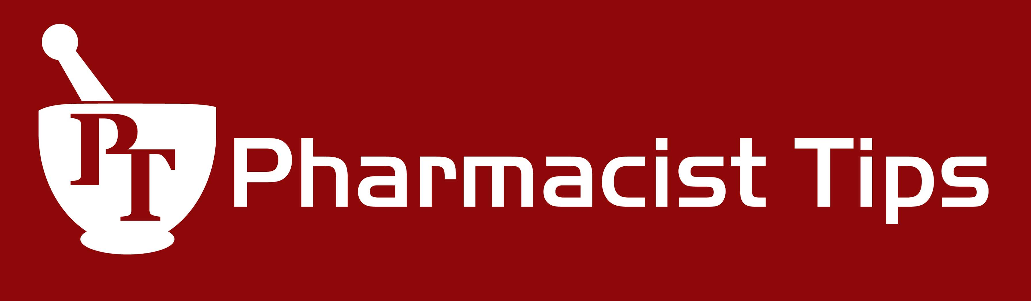 Pharmacist Tips header image
