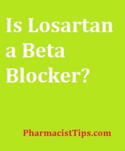 is-losartan-a-beta-blocker