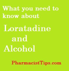loratadine-and-alcohol