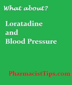 lortadine-and-blood-pressure